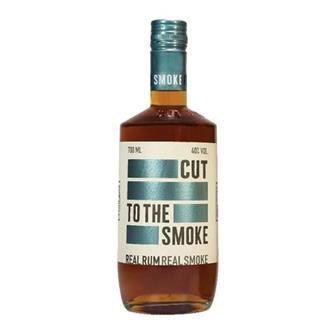 Cut To the Smoke Rum 40% 70cl thumbnail
