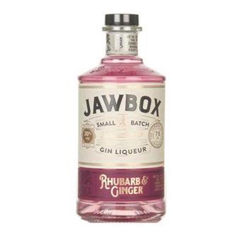 Jawbox Rhubarb & Ginger Gin Liqueur 70cl thumbnail