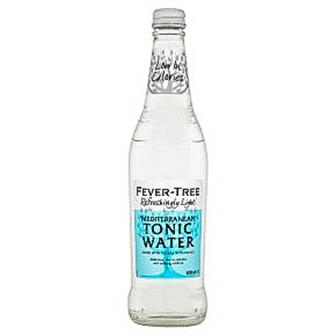 Fever Tree Refreshingly Light Mediterran Tonic 500ml thumbnail