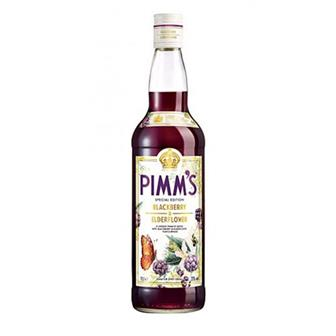 Pimms Blackberry & Elderflower 20% 70cl thumbnail