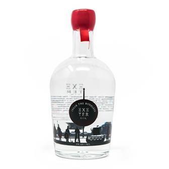 Ivaar The Boneless Exeter Gin Viking Strength 70cl thumbnail
