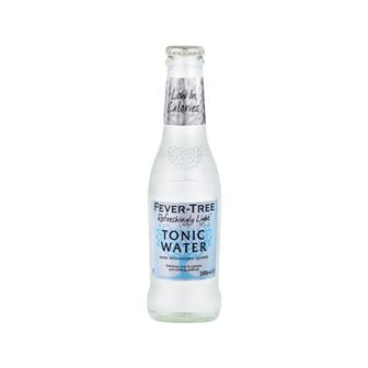 Fever Tree Refreshingly Light Tonic Water 200ml thumbnail