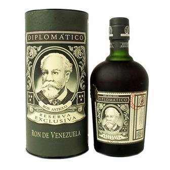 Diplomatico Reserva Exclusiva Rum 40% 70cl thumbnail
