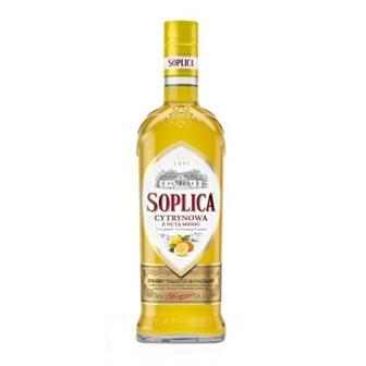Soplica Cytrynowa (lemon) Vodka 50cl thumbnail