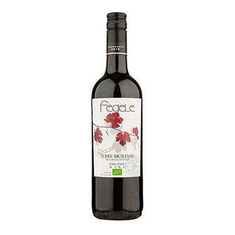 Fedele Rosso Terre Siciliane 2019 Organic 75cl thumbnail