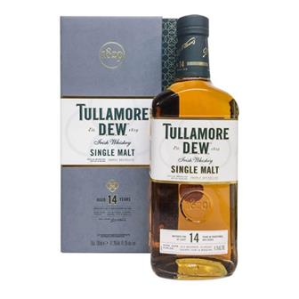 Tullamore Dew 14 Year Old Single Malt 41 thumbnail