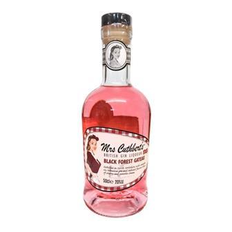 Mrs Cuthberts Black Forest Gateau British Gin Liqueur 50cl thumbnail