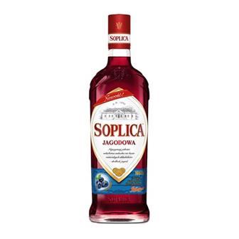 Soplica Jagodowa (Blueberry) 32% 50cl thumbnail