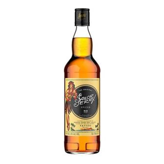 Sailor Jerry Spiced Rum 40% 70cl thumbnail