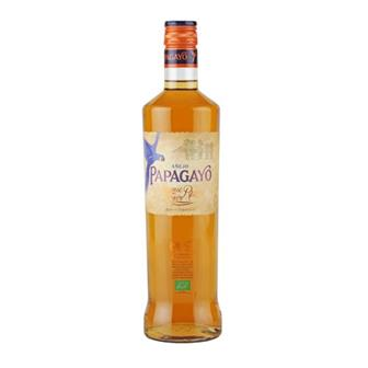 Papagayo Organic Golden Rum 37.5% 70cl thumbnail