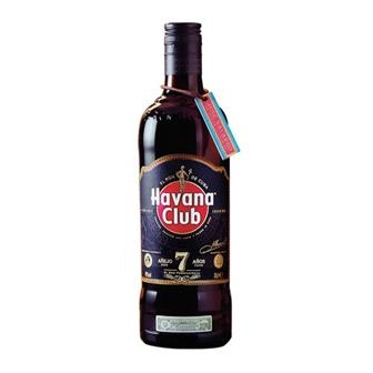Havana Club 7 years old 40% 70cl thumbnail