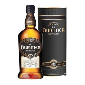 The Dubliner 10 Years Old Irish Whiskey 70cl thumbnail