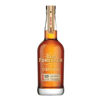 Old Forester Statesman Bourbon 95 proof 70cl thumbnail