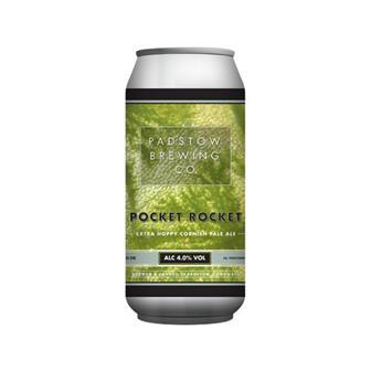 Padstow Pocket Rocket Cornish Pale Ale 4% 440ml thumbnail