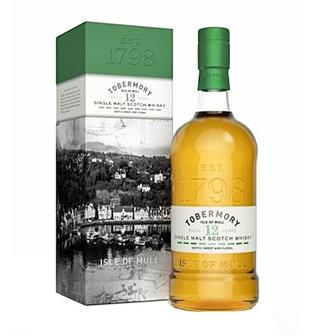 Tobermory 12 years old 70cl thumbnail