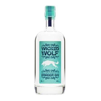 Wicked Wolf Exmoor Gin 42% 70cl thumbnail