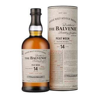 Balvenie The Week of Peat 14 years old thumbnail