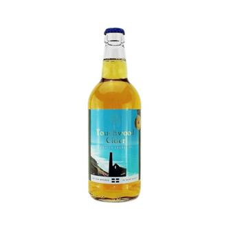 Touchwood Cornish Sparkling Cider 500ml thumbnail