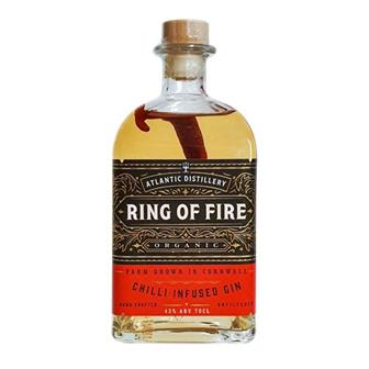 Atlantic Distillery Ring Of Fire Chilli Gin 43% 70cl thumbnail