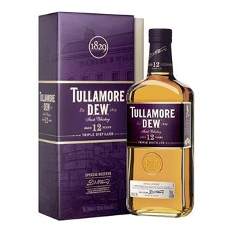 Tullamore Dew 12 years old 40% thumbnail