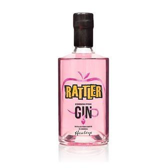 Rattler Cornish Pink Gin 70cl thumbnail