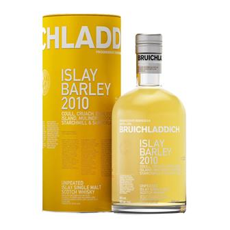 Bruichladdich Islay Barley 2010 Unpeated 70cl thumbnail