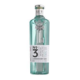 No. 3 London Dry Gin 46% 70cl thumbnail