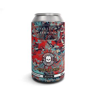 Padstow Moselle Skies Brut IPA DDH 6.5% 440ml thumbnail
