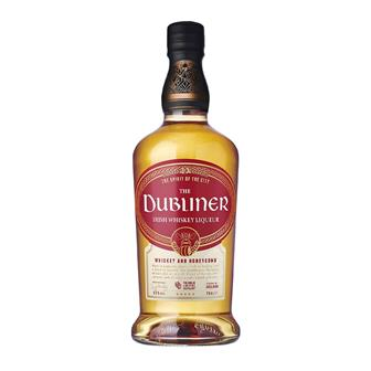 The Dubliner Whiskey and Honeycomb Liqueur 70cl thumbnail