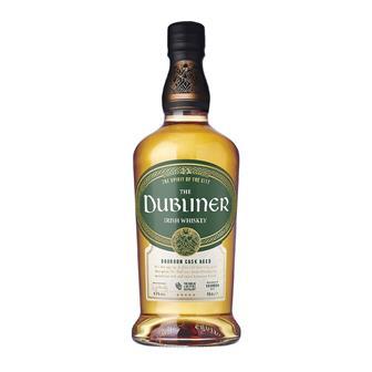 The Dubliner Irish Whiskey Bourbon Cask Aged 40% 70cl thumbnail