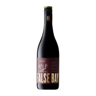 False Bay Bush Vine Pinotage 2018 75cl thumbnail