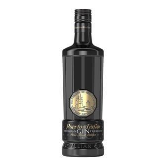 Puerto de Indias Black Edition Gin 70cl thumbnail