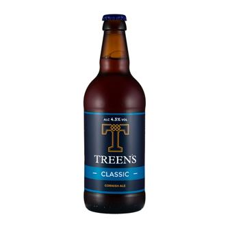 Treens Classic Cornish Ale 500ml thumbnail