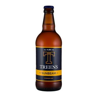 Treens Sunbeam Cornish Ale 500ml thumbnail