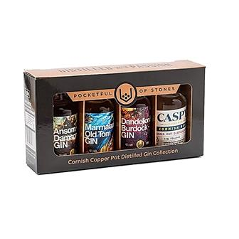 Pocketful of Stones Distillery Gift Set 4x5cl thumbnail