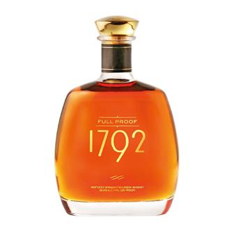 1792 Full Proof Bourbon Whiskey 75cl thumbnail