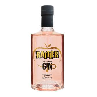 Rattler Cornish Peach Gin 70cl thumbnail