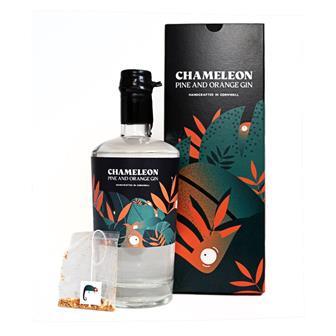 Chameleon Pine and Orange Cornish Gin 50cl thumbnail