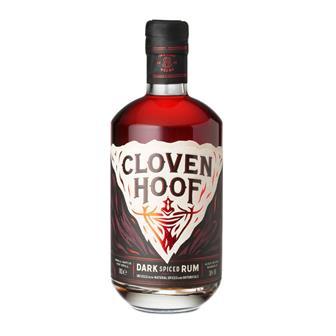 Cloven Hoof Dark Spiced Rum 70cl thumbnail