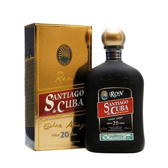 Ron Santiago de Cuba 20 Year Old Extra Anejo 70cl thumbnail