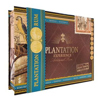 Plantation Rum Experience Gift Pack 6 x 10cl thumbnail