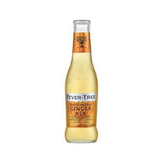 Fever Tree Spiced Orange Ginger Ale 200ml thumbnail