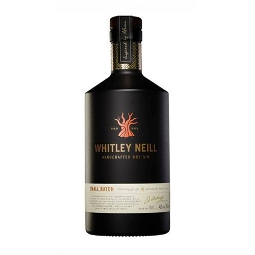 Whitley Neill Gin 42% 70cl Image 1