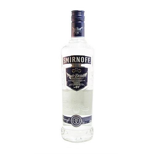 Smirnoff Blue Vodka 50% 70cl Image 1