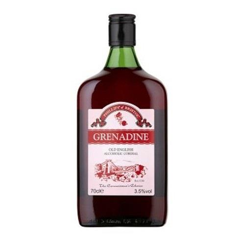 Phillips Grenadine 3.5% 70cl Image 1