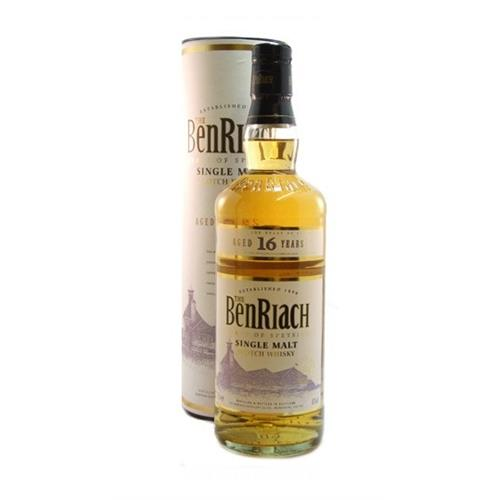 The Benriach 16 years old 46% 70cl Image 1