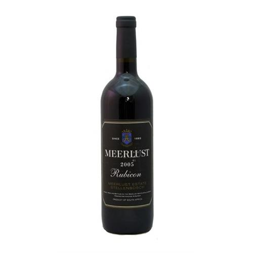 Meerlust Rubicon 2016 75cl Image 1