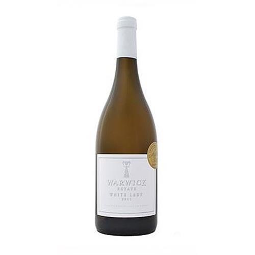 Warwick Estate Chardonnay 2018 White Lady 75cl Image 1