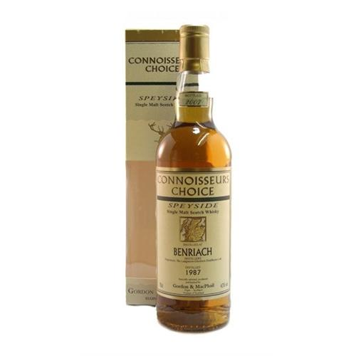 Benriach 1987 Connoisseurs Choice 70cl Image 1
