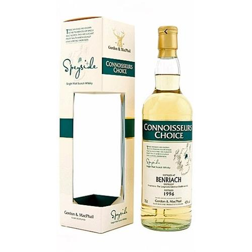 Benriach 1996 Connoisseurs Choice 43% 70cl Image 1